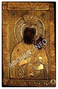 Икона Богородицы Ктиторская