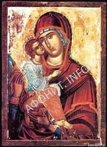 Икона Божией Матери Акафистная0