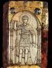 Рельефное изображение Святого Георгия Х век