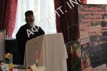Иеромонах Алексий (Корсак), настоятель Подворья Афонского Свято-Пантелеимонова монастыря в Киеве