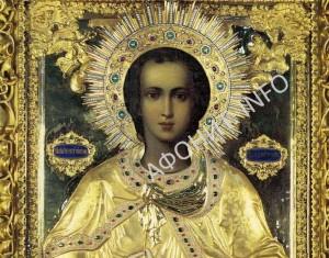 Святой великомученик Пантелеимон Целитель