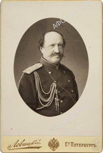 Посол Российской Империи в Константинополе Н.П.Игнатьев