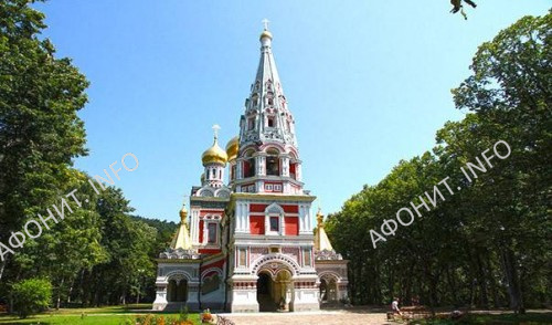 Храм-памятник Рождества Христова на Шипке