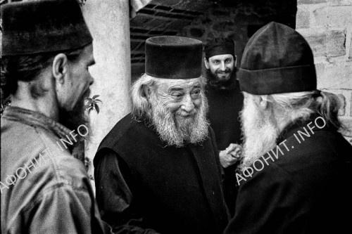 Архимандрит Григорий, игумен монастыря Дохиар на Святой Горе Афон