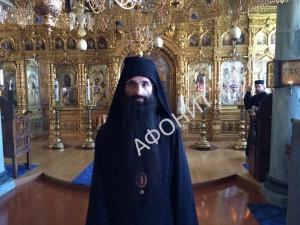Русский на Афоне Свято-Пантелеимонов монастырь Епископ Бородянский Варсонофий (Столяр)