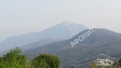 Святая Гора Афон. Фото С. Шумило