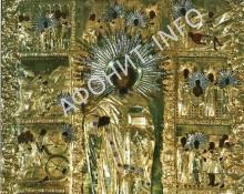 Древний чудотворный образ св. влмч. Пантелеимона из Русской обители на Афоне