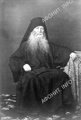 Старец иеросхимонах Иероним (Соломенцев)