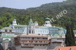 Монастырь святого Пантелеимона