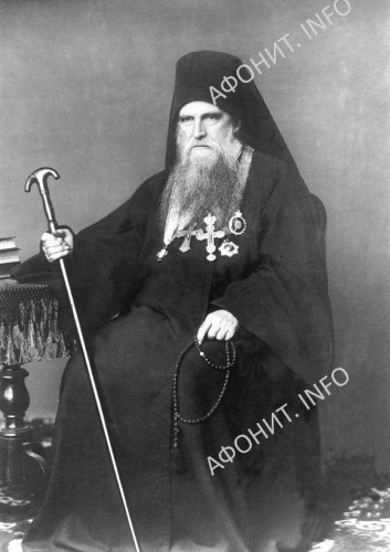 Старец схиархимандрит Макарий (Сушкин)