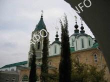 Русский Афон Свято-Пантелеимонов монастырь на Святой Горе Афон