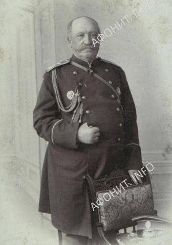 Министр внутренних дел Российской Империи Н.П.Игнатьев
