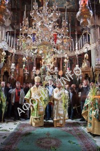Монастырь Дохиар на Афоне