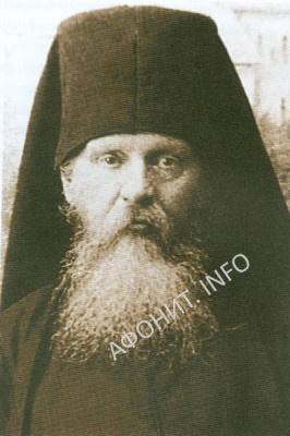 Духовник Афонского Пантелеимонова монастыря иеросхимонах Агафодор (Буданов)
