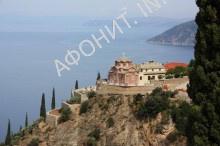 Скит святой Анны. Святая гора Афон