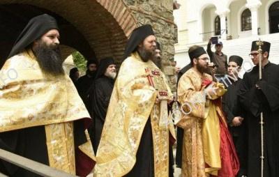 Предстоятель Албанской Церкви Архиепископ Анастасий прибыл на Святую Гору Афон