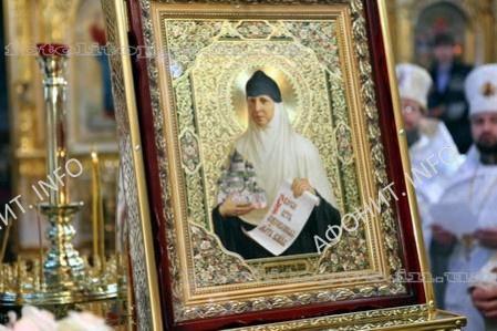 Прп. Анастасия Киевская (Великая княгиня Александра Петровна Романова)