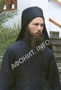 Афонский иеромонах Анфим (Гощук)