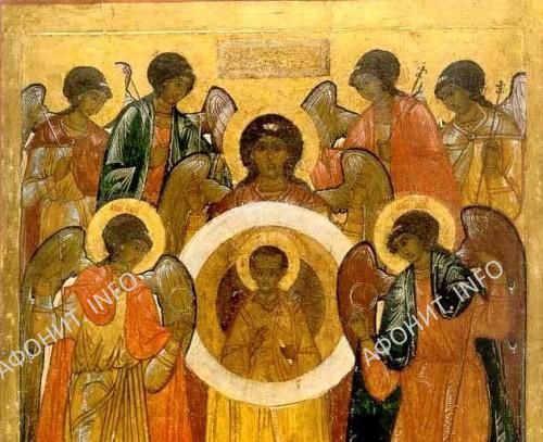 Собор Архангела Михаила и Всех Бесплотных сил. XVI век