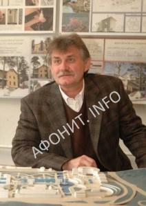Архитектор Петр Анисифоров