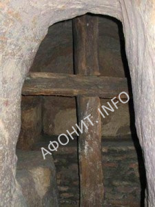 Антониевы пещеры в Чернигове