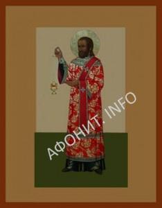 Священномученик Антоний Корж