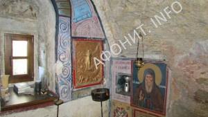 Самарийская пещера-грот Антония Эсфигменского
