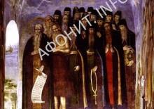 Антоний Печерский и Собор Преподобных Киево-Печерских