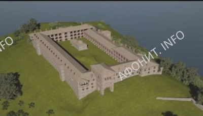Афониада - в Афинах представили план реконструкции святогорской академии «Афониада»
