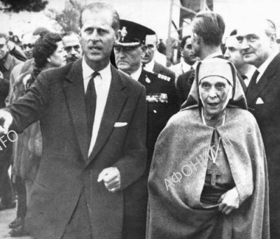 Бабушка принца Чарльза - Алиса Баттенберг