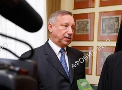полномочный представитель Президента РФ в Центральном федеральном округе Александр Беглов