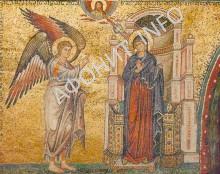 Мозаика Благовещение Пресвятой Богородицы