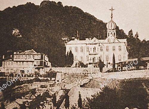 Благовещенская келлия начала XX века