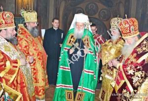 Русский храм святителя Николая в Софии