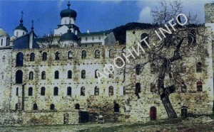 Больница Пантелеимонова монастыря до реконструкции