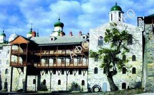 Больница Пантелеимонова монастыря после реконструкции