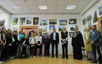 Выставка Сергея Шумило «Путешествие к таинственному Афону» в Броварах на Киевщене