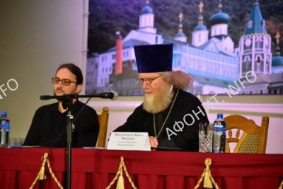Пресс-конференция в Брянском училище