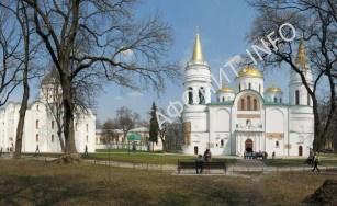 Древние храмы Чернигова Спасо-Преображенский собор и Борисоглебский собор