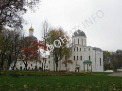 Древние храмы Чернигова Борисоглебский собор