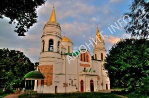 Древние храмы Чернигова Спасо-Преображенский собор