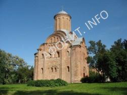 древние храмы Чернигова Пятницкая церковь