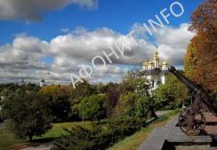 Древние храмы Чернигова Екатерининская церковь