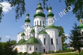 древние храмы Чернигова Елецко-Успенский собор