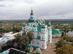 древние храмы Чернигова Троицкий собор