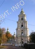 Древние храмы Чернигова Троицко-Ильинский монастырь