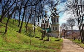 Антониевы пещеры Чернигова Ильинская церковь