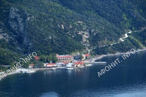 Пристань Дафни