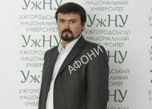 Историк Юрий Данилец