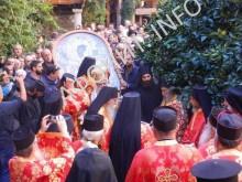 Панигир в честь чудотворной иконы Богородицы